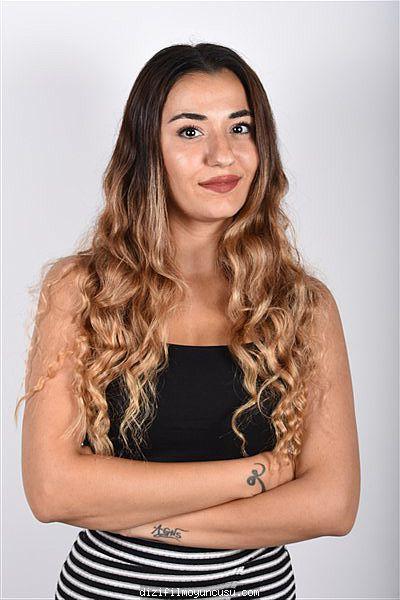 Ayça Mersin Cast